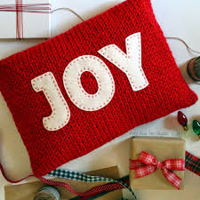 fifty four ten studio joy u0026 believe pillows new knitting