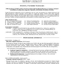 Technical Support Resume Summary 13 Support Technician Resume Resume Computer Technician Resume