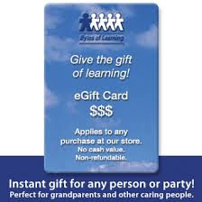 instant e gift card bytes of learning egift card