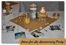 50 wedding anniversary ideas organizing an inexpensive anniversary party