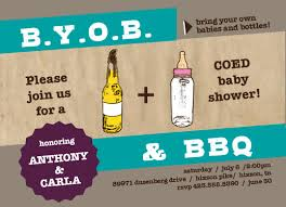 coed baby shower baby shower invitations babies and bottles at minted