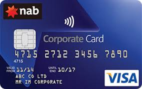 purchasing corporate cards business card spend nab