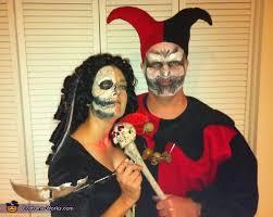 Halloween Jester Costume Evil Jester Lady Court Halloween Costume Ideas