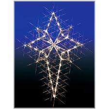 Lighted Star Window Christmas Decorations by Small Lighted Ornamental Shapes Bronner U0027s Christmas Wonderland