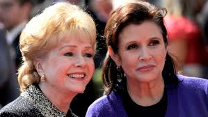Debbie Reynolds by Carrie Fisher To Present Mother Debbie Reynolds With Sag Life