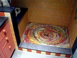 Bathroom Mosaic Ideas Best 25 Mosaic Floors Ideas On Pinterest Marble Mosaic Marble
