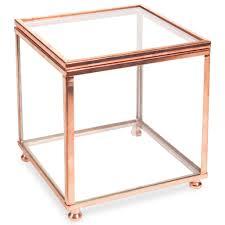 Schreibtisch Aus Glas Schmuckvitrine Aus Glas Nina Maisons Du Monde