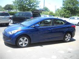 2013 hyundai elantra used 2013 hyundai elantra gls a t for sale in winston salem