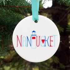 nantucket ornaments rainforest islands ferry