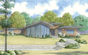 modern plan 3 396 square feet 4 bedrooms 3 bathrooms 028 00075
