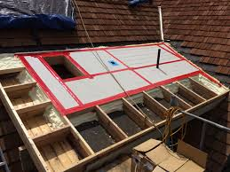 Foil Backed Roof Sheathing by There U0027s Rot In The Roof Greenbuildingadvisor Com