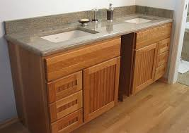 Using Kitchen Cabinets For Bathroom Vanity Kitchen Cabinets As Bathroom Vanity Peachy Home Ideas