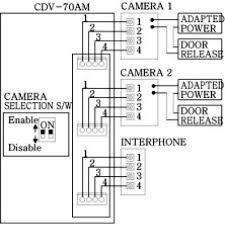 commax audio intercom wiring diagram circuit and schematics diagram