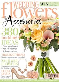 wedding flowers magazine wedding flowers