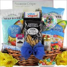 free get well wishes get well gift basket