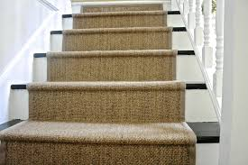 diy stair runner ikea stairs decorations and installations