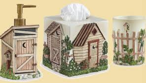 Outhouse Bathroom Outhouse Bath Decor Bathroom Decor Ideas Bathroom Decor Ideas