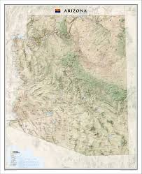 Map Of Prescott Arizona by 854 Sycamore Canyon Verde Valley Trail Map National Geographic
