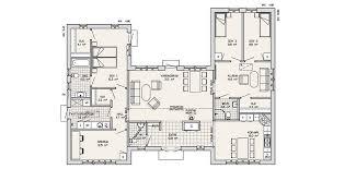 u shaped houses horseshoe shaped house plans home array