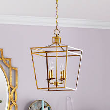 Indoor Lantern Chandelier Dimensions 14