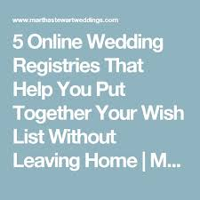 online wedding registries the 25 best online wedding registry ideas on bed and