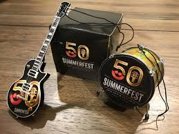 summerfest celebrates 50 years with custom promotional musical
