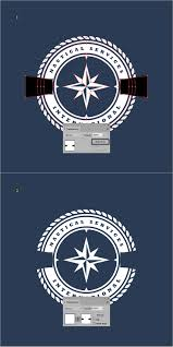 Nautical Appearance How To Create A Nautical Themed Logo In Adobe Illustrator Sowela Art