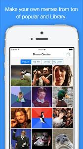 Best Meme Creator App For Iphone - meme creator app apps 148apps