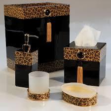 ideas leopard print bathroom accessories uk leopard print bathroom