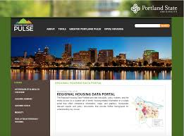 Portland Maps Online by What We Learned At The Regional Housing Data Portal Workshop