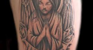guardian angel prayer tattoo tattoo fantastic