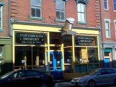 Gas Light Portsmouth Nh Redhook Brewery Portsmouth Redhook Whisk Me Away Pinterest
