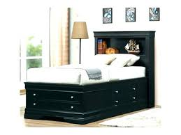 bed frame bookcase large size of south shore fusion full queen