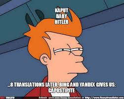 Submit Meme - capostipite meme by anonymous bad translator