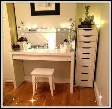 makeup vanity ideas for bedroom bedroom black corner makeup vanity for bedroom with lighted wall