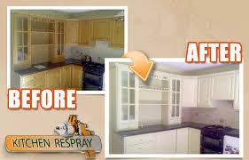Painter Kitchen Cabinets by Kitchen Respray Painting Kitchens Ireland