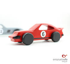porsche toy car red wooden toy car wooden toy design classic race car for