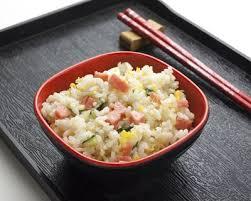 cuisiner au micro ondes recette riz cantonnais au micro ondes