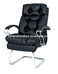 swivel desk chair without wheels office chairs without wheels chair collection unique stylish within