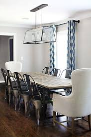 farmhouse table with metal chairs metal dining room chair excellent black metal dining room chairs