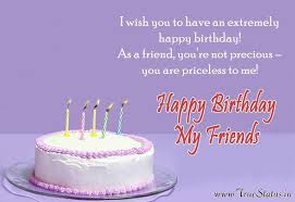 happy birthday quotes for friends bday status for whatsapp wishes