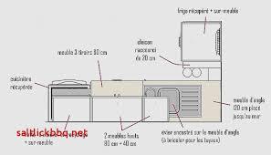 hauteur d une cuisine hauteur meuble haut cuisine rapport plan travail pour idees de