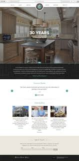 web design for philadelphia construction company ernst brothers