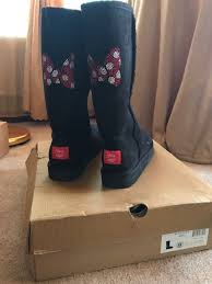 womens ugg boots size 9 disney limited edition womens ugg boots size 9 fashion and