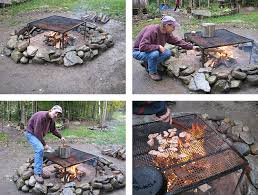 How To Use A Firepit Best Of Cooking A Pit Large Pit Cooking Grate
