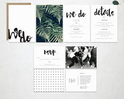boho wedding invite etsy