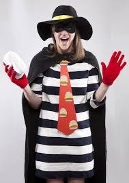 Halloween Costumes Grown Ups 25 Hamburglar Costume Ideas Gumball Machine