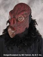 Realistic Scary Halloween Costumes Ravenous Raven Bird Crow Black Bird Realistic Scary Halloween