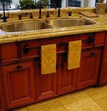 Unfinished Oak Corner Sink Base Cabinet MF Cabinets - Sink base kitchen cabinet