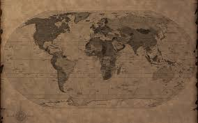 World Map Desktop Wallpaper by World Map Wallpaper 6865899